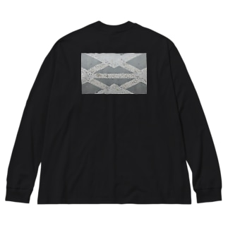はいからトウキョー Big silhouette long sleeve T-shirts