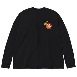 中国の財運アップを願うやつ Big Long Sleeve T-shirt