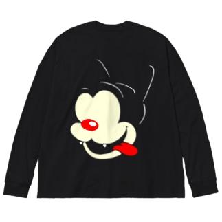 DEKAI Big silhouette long sleeve T-shirts