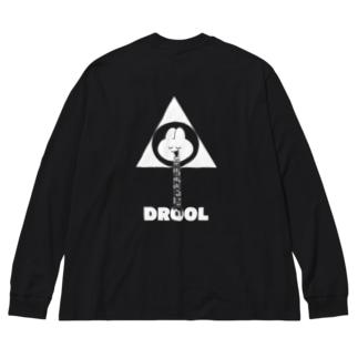 DROOL Big silhouette long sleeve T-shirts