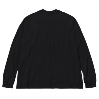 cap t Big silhouette long sleeve T-shirts