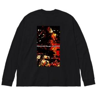 8F2BF4CC-940A-4E35-BED1-2AD6831BD339 Big silhouette long sleeve T-shirts