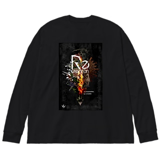 Re:creation Big silhouette long sleeve T-shirts