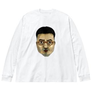 MAKOTO YAMAGUCHI Big silhouette long sleeve T-shirts