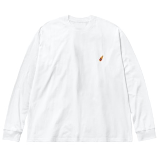 HOMER Big silhouette long sleeve T-shirts