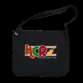 TACAのグッズ売り場の復刻版KCR Big shoulder bags