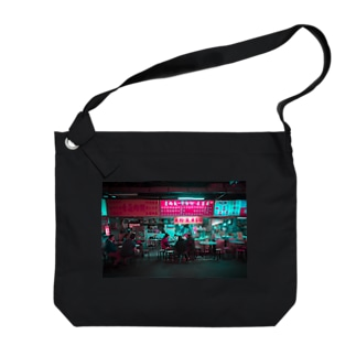 台湾夜景 Big shoulder bags
