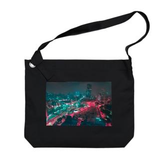 ベトナム夜景 Big shoulder bags