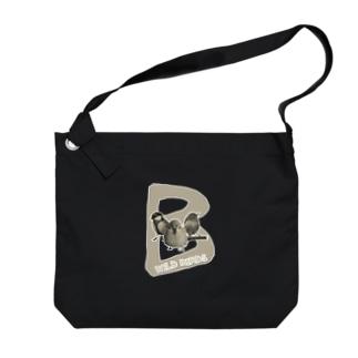 WildBirds Big shoulder bags