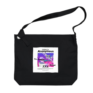 ANONYMOUS Big shoulder bags