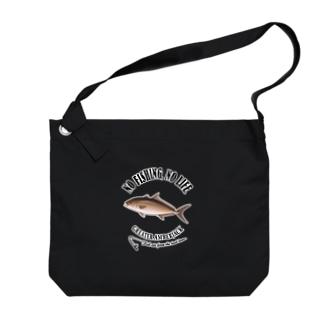 KAMPACHI_6_4C Big shoulder bags