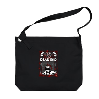 DEAD END Big shoulder bags