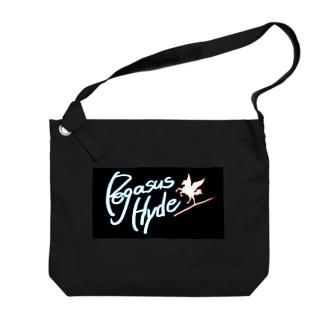 【改名記念】Pegasus  Hyde Big shoulder bags