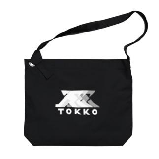 TOKKO-D Big shoulder bags