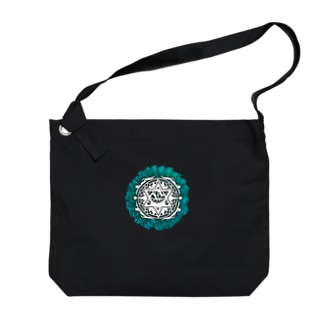 Dahlia  Big shoulder bags