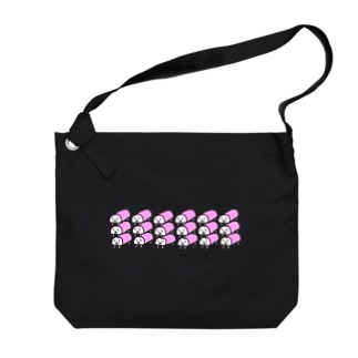 KAMABOKO Big shoulder bags