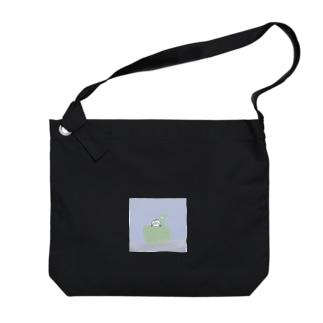 ひとり たび Big shoulder bags