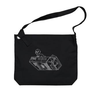 夢遊 Big shoulder bags