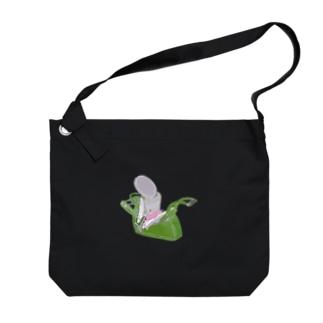 テキン(活版印刷機・レタープレス) Big shoulder bags
