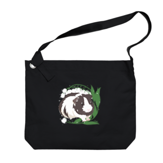 Lichtmuhleのすずらんとモルモット03 Big shoulder bags
