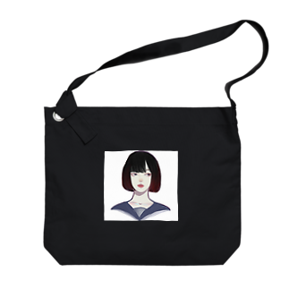 JuRiの思春期 Big shoulder bags
