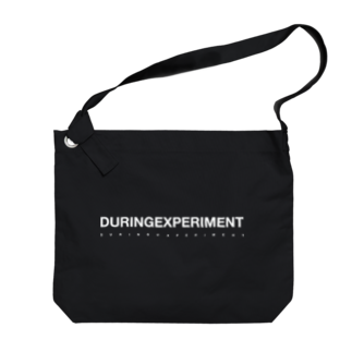 DURINGEXPERIMENTのDET-BAG-01 Big shoulder bags