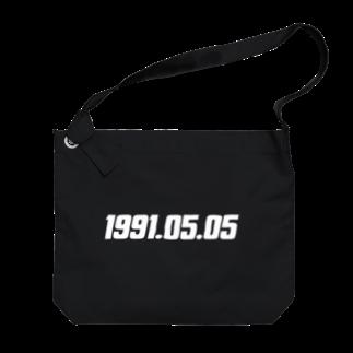 SANKAKU DESIGN STOREの1991年5月5日。 Big shoulder bags