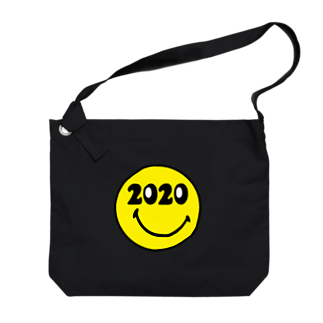 T-REXのSMILE 2020 Big shoulder bags