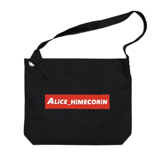 ALiCE_HiMECORiN(横) Big shoulder bags