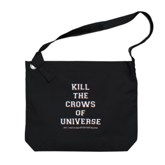 shoppのKILL the CROWS of UNIVERSE Big shoulder bags