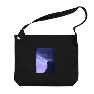 くらげ『深淵』 Big shoulder bags