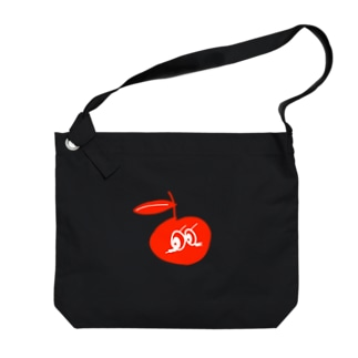 あか ちりこ | Chirikoのあかゆめりんご Big shoulder bags