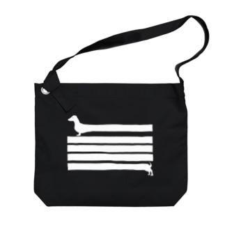 AURA_HYSTERICAのDachshund Big shoulder bags