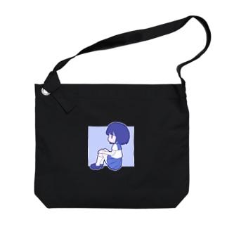 セーラー服ちゃん Big shoulder bags
