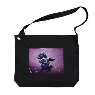 【射手座】 Big shoulder bags