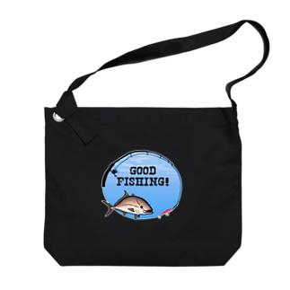 カンパチ_1_C Big shoulder bags