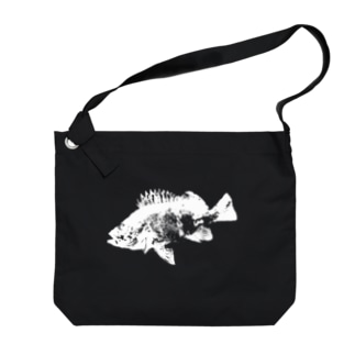 メバル専用~メバル爆釣祈願~ Big shoulder bags