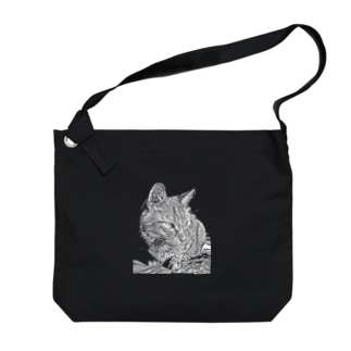 JOYFUL | Found prey! | Black Big shoulder bags