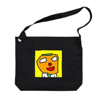 サラリーマン渋柿男 Big shoulder bags