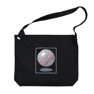 Rise -上昇- Big shoulder bags