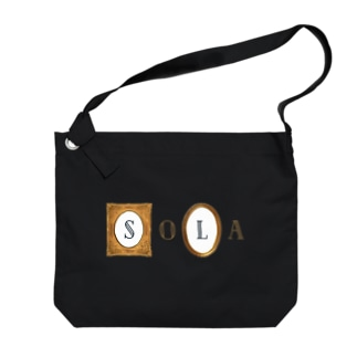 宙-SOLA Big shoulder bags