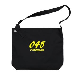 YOKOHAMA045グッズ Big shoulder bags