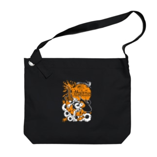 ハロウィン Big shoulder bags