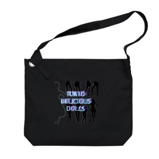 TDD Big shoulder bags