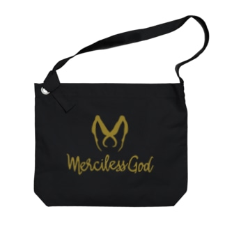 MercilessGod Big shoulder bags