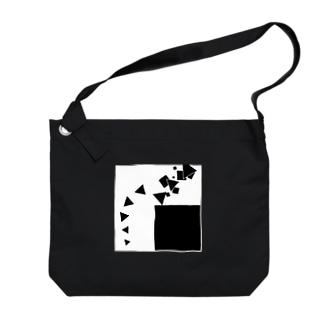 ムーブメント【模様シリーズ】 Big shoulder bags