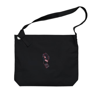 手・包帯 Big shoulder bags