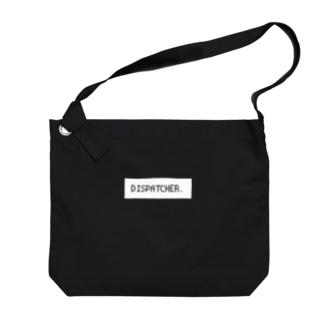 DISPATCHER. ディスパッチャー Big shoulder bags