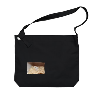 ハムスター Big shoulder bags