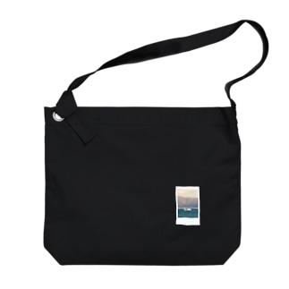 海(チェキデザイン) Big shoulder bags